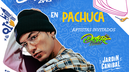 Charles Ans concert in Pachuca