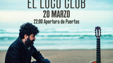 Chiki Lora + El Sonido de la Cigarra en Valencia gira 2020