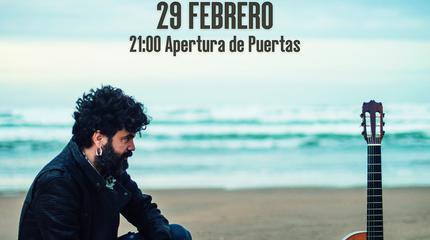 Chiki Lora en Granada gira 2020