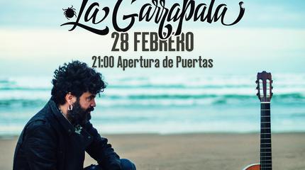 Chiki Lora + Musicómanos en Málaga gira 2020