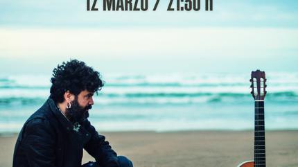 Chiki Lora en Santiago de Compostela Gira 2020