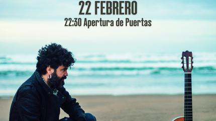 Chiki Lora en Salamanca gira 2020