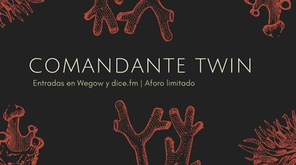 Comandante Twin en Madrid