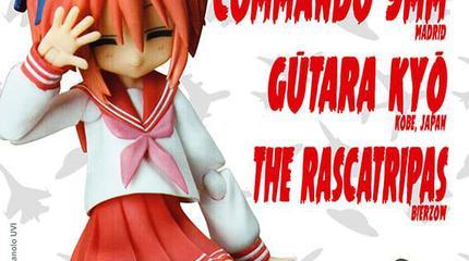 Commando 9Mm + Gutara Kyo + The Rascatripas