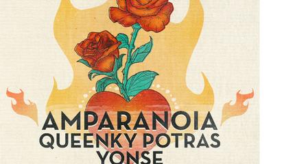 Amparanoia concert in Granada