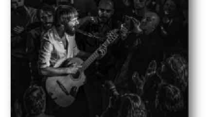 Concierto acústico de ENRIC MONTEFUSCO, Noches Gatas, Madrid