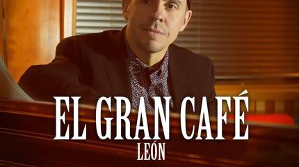 Concierto acústico de Luis Brea en León