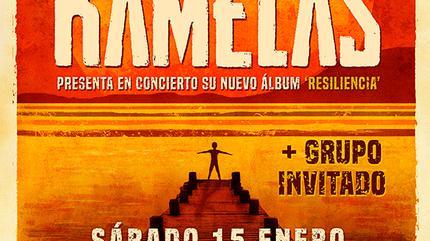 Concierto Benito Kamelas en sala Oxido - Guadalajara