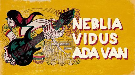 Concierto de Ada Van + Vidus + Neblia en Barcelona
