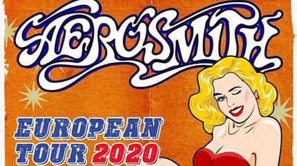 Concierto de Aerosmith en Mönchengladbach