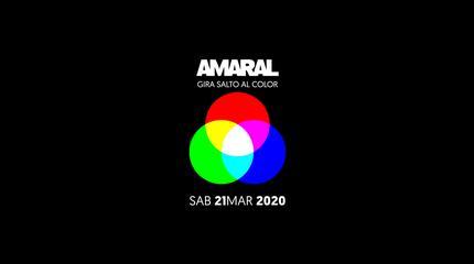 Amaral concert in Madrid