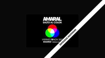 Concierto de Amaral en Madrid