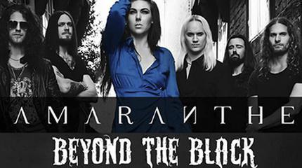 Concierto de Amaranthe + Beyond The Black en Viena