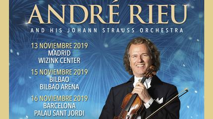 André Rieu concert in Barcelona