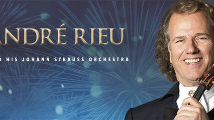 André Rieu concert in Madrid