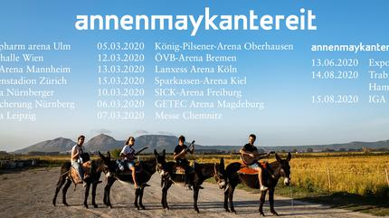 Concierto de AnnenMayKantereit en Mannheim