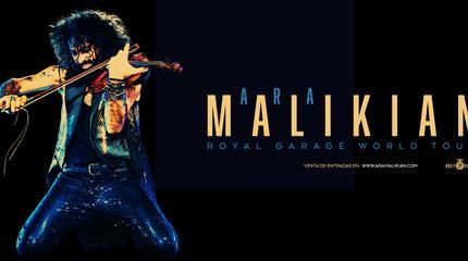 Concierto de Ara Malikian en Gijón Life 2019