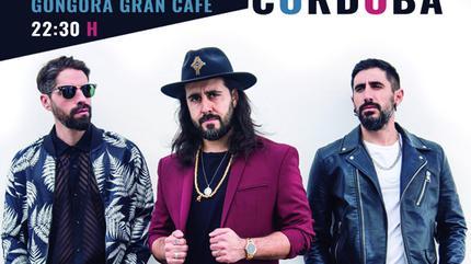 Aslándticos concert in Córdoba