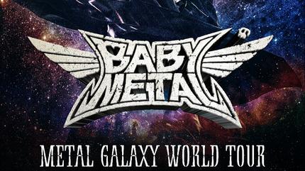 Babymetal concert in Barcelona
