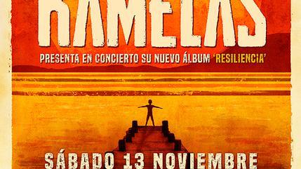 Concierto de Benito Kamelas en Sala Entreviñas - Aldeanueva de Ebro