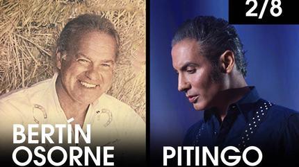 Concierto de Bertín Osborne + Pitingo en Starlite Festival 2019