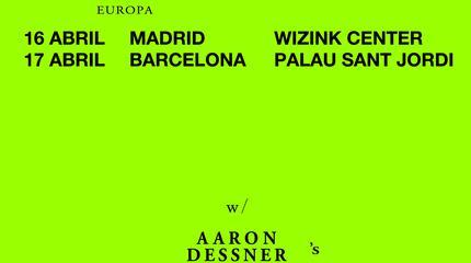 Bon Iver concert in Madrid