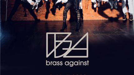 Brass Against concert in Madrid