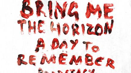Bring Me the Horizon concert à Madrid