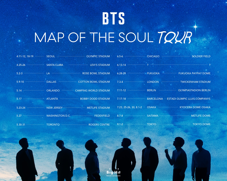 BTS concert in Barcelona
