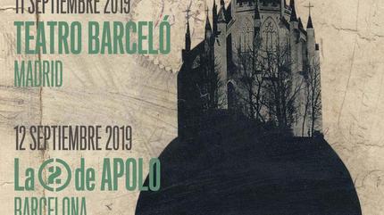 Concierto de Buffalo Tom en Barcelona