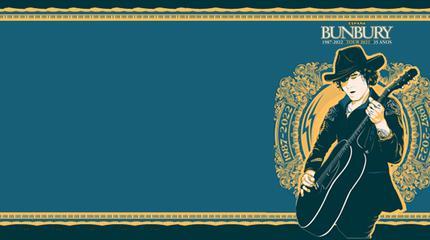Concierto de Bunbury en Barcelona