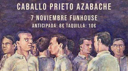 Concierto de Caballo Prieto Azabache y Kiko Sumillera