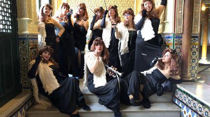Concierto de Cadiwoman en Sala Galileo Madrid