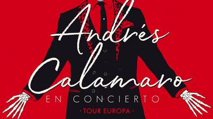 Concierto de Andrés Calamaro en Madrid