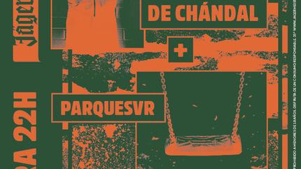 Concierto de Chaqueta de Chándal y Parquesvr