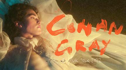 Concierto de Conan Gray en Barcelona