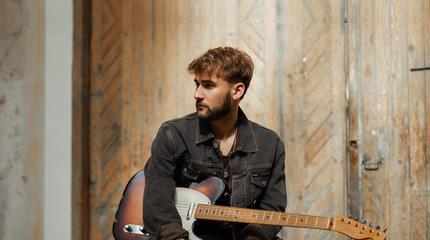 Dani Fernández concert in Barcelona