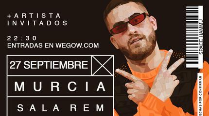 Concierto de Delaossa + Artista invitado en Murcia