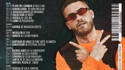 Concierto de Delaossa en Barcelona + Artista invitado