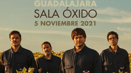 Despistaos concert à Guadalajara