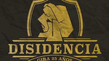 Concierto de Disidencia en Madrid
