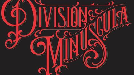 Concierto de Division Minuscula en Ciudad de Mexico