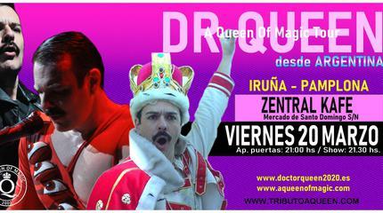 Konzert von Dr. Queen in Pamplona