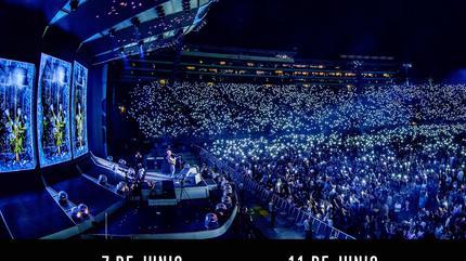 Concierto de Ed Sheeran en Barcelona