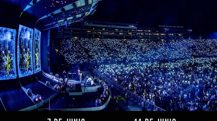 Concierto de Ed Sheeran en Madrid