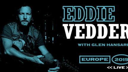 Concierto de Eddie Vedder en Barcelona