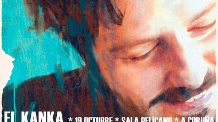 El Kanka concert in A Coruña