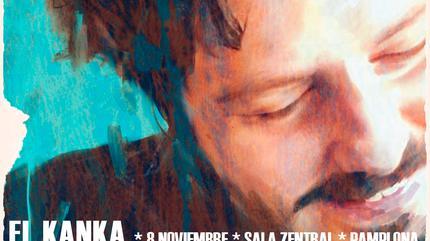 Concierto de El Kanka en Pamplona