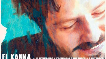 Concierto de El Kanka en Santander