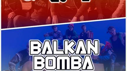 Concierto de El Tio la Careta+Balkan Bomba en la Sala Zowie (Hospitalet de Llobregat)